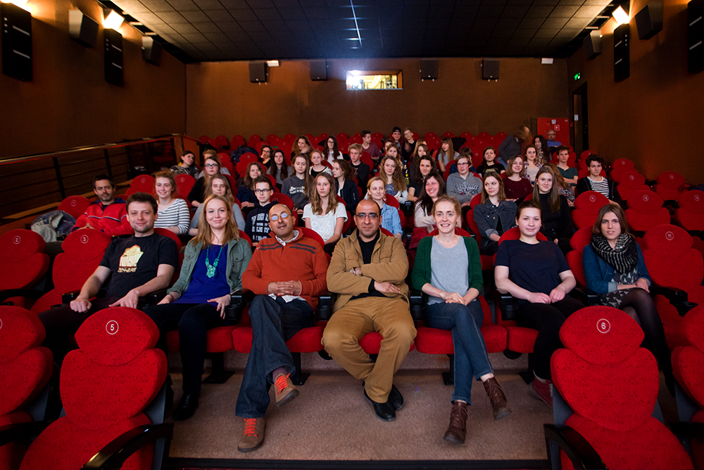 Ponad granicami: Festiwal Filmów Irańskich