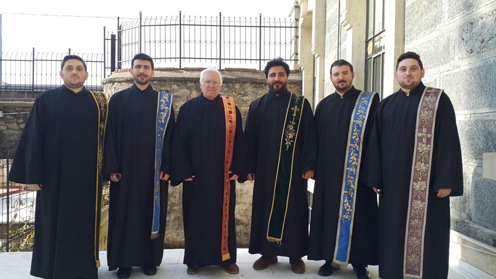 Ormiańskie pieśni liturgiczne