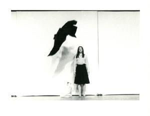 """""""Kolacja. Dobranoc"""" 1986. Fot. Jan Pieniążek, ze zbiorów Instytutu Teatralnego w Warszawie"""