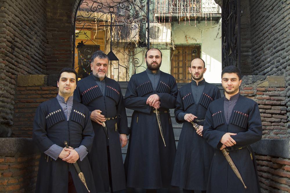 Tradycyjny gruziński śpiew liturgiczny